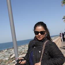 Profil utilisateur de Aarushi