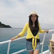 Profil utilisateur de Yujia