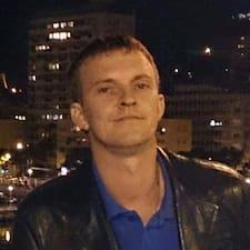 Perfil de usuario de Aleksei