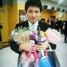 Gebruikersprofiel Jong Wook