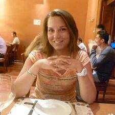 Användarprofil för Alizée