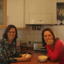 Cathy & Deborah is the host.