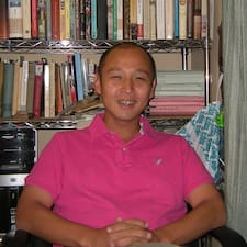 Hideaki Brukerprofil