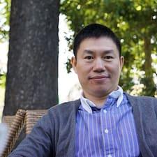 Weidong的用戶個人資料