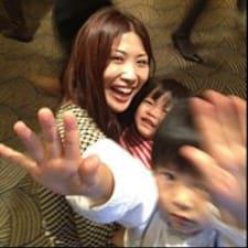 Profil utilisateur de Ayako