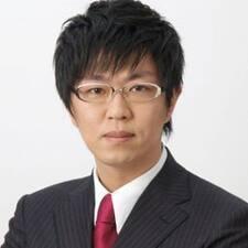 Gebruikersprofiel Eiji