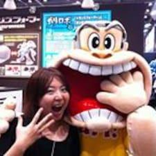 Profil utilisateur de Yakata
