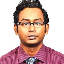Abhra User Profile