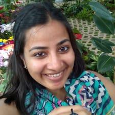 Profil korisnika Riddhi