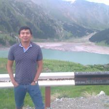 Profil utilisateur de Nurzhan