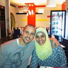 Yassine & Aziza - Uživatelský profil