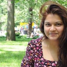 Vasundhara felhasználói profilja