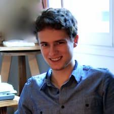 Profil Pengguna Pierre-Luc