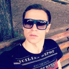 Maksym User Profile