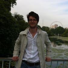 Profil utilisateur de Pierre-Alexandre