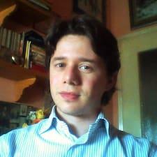 Giacomin felhasználói profilja
