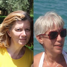 Sofia & Alda è l'host.