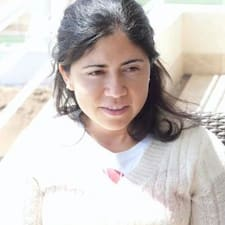 María Fernanda es el anfitrión.