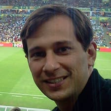โพรไฟล์ผู้ใช้ Luiz