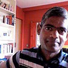 Användarprofil för Ravi