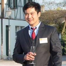 Xiaohan felhasználói profilja