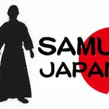 โพรไฟล์ผู้ใช้ Samurai Japan