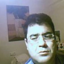 Pedro Jesus ist der Gastgeber.