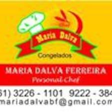 Maria Dalva的用戶個人資料