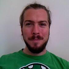 Barry felhasználói profilja