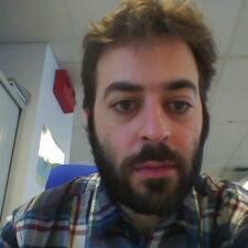 Henkilön Germán käyttäjäprofiili
