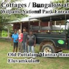Wilpattu User Profile