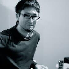Perfil do utilizador de Kohei