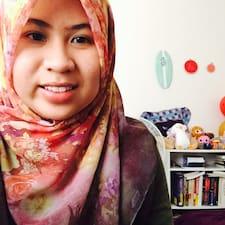 โพรไฟล์ผู้ใช้ Nur Zahirah