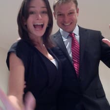 Christian & Kathy的用戶個人資料