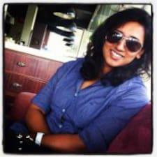 Användarprofil för Shilpa
