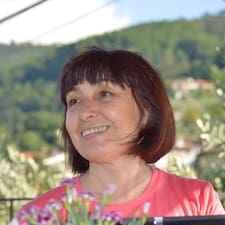 Gebruikersprofiel Daniela