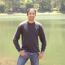 Krish User Profile