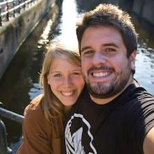 Profil utilisateur de Elena And Martín