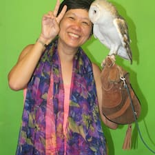 Margaret, Hui Leng User Profile