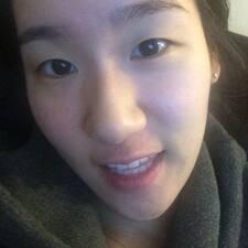 진아 felhasználói profilja