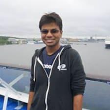 Perfil de usuario de Viswanath