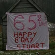 Stuart is the host.