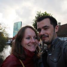 Profil utilisateur de Mathieu  & Susanne