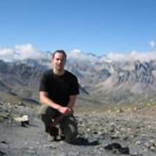 Pieter-Jan felhasználói profilja