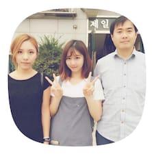 Youngsuk ist der Gastgeber.