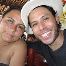 Användarprofil för Julian & Fernanda