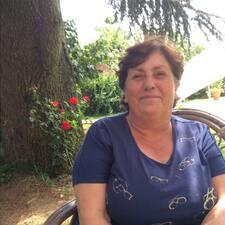 Rosanna User Profile