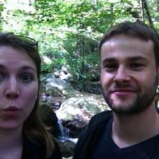 โพรไฟล์ผู้ใช้ Valentin & Stéphanie