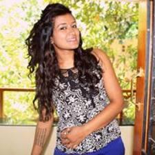 Perfil de usuario de Shilpa
