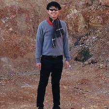 Henkilön Luo Yi käyttäjäprofiili